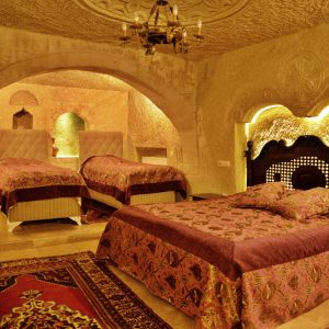 Arched Cave Room