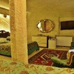 Turquoise Triple Room