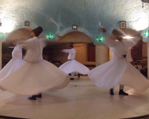Derviş /Whirling Dervishes