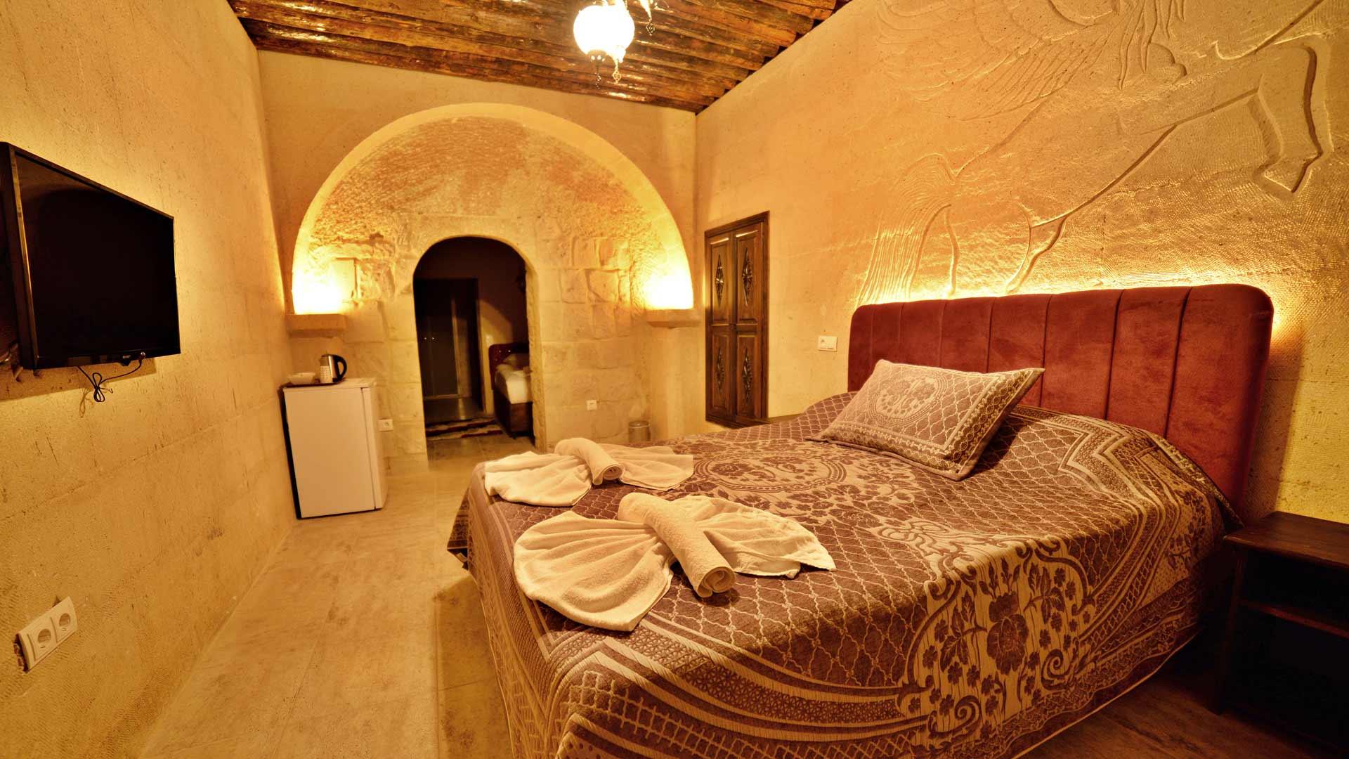 Dedeli Konak Cave Hotel Urgup Cappadocia